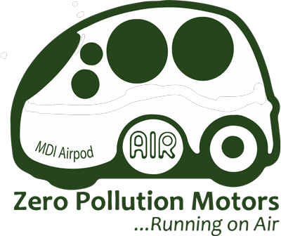 ZPMRunning on air logo